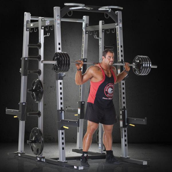 TuffStuff PXLS-7910 Half Rack at Fitness Gallery