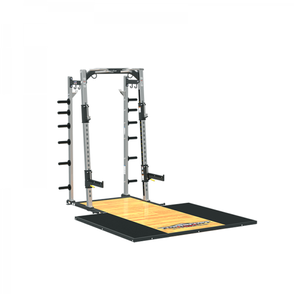 TuffStuff PXLS-7910 Half Rack Platform at Fitness Gallery
