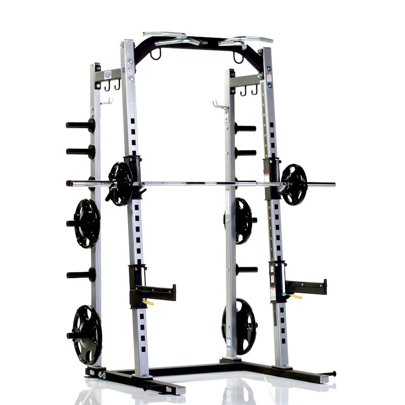 TuffStuff Pro-XL HALF RACK - Fitness Gallery