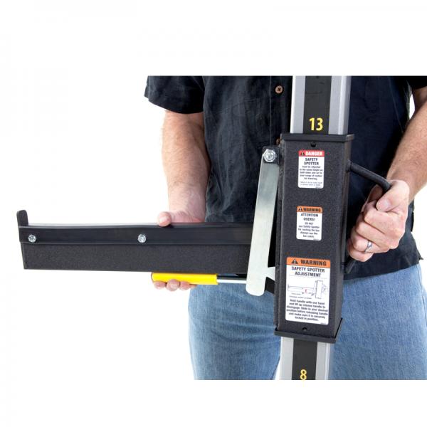 TuffStuff Pro XL Rack Safety Spotter