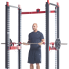TuffStuff XPT Trainer Bicep Curl at Fitness Gallery