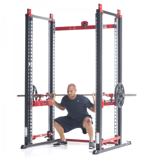 TuffStuff XPT Trainer Squat at Fitness Gallery