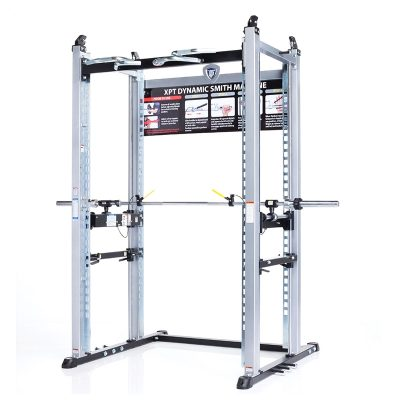 TuffStuff XPT-PRO Self Spotting Power Cage at Fitness Gallery