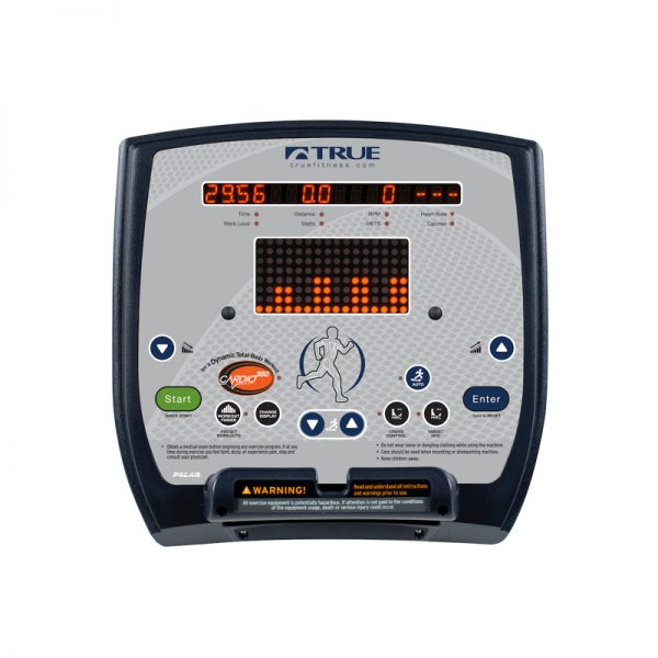 TRUE XES700 Emerge Console available at Fitness Gallery
