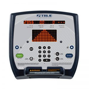 TRUE Fitness Emerge Console at Fitness Gallery