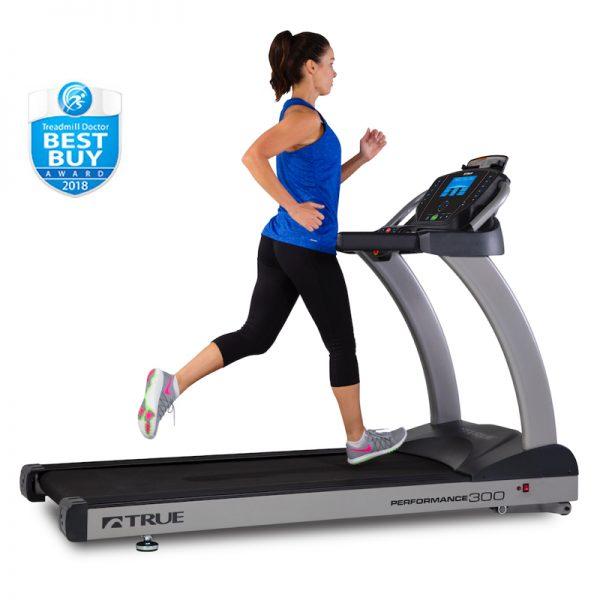 TRUE Fitness PS300 Treadmill at Fitness Gallery