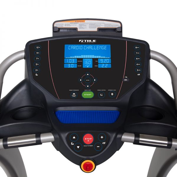TRUE Fitness PS300 Treadmill Console