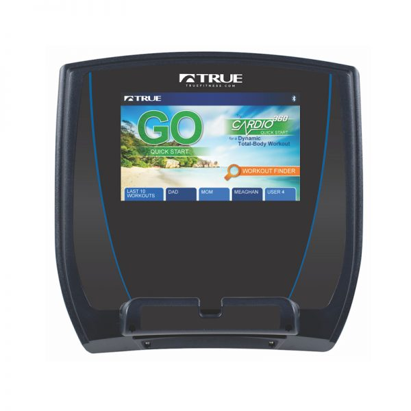 TRUE XES700 Transcend9 Touch Screen Console (+$600 upgrade)
