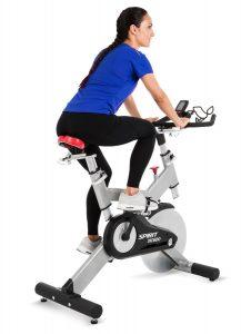 Spirit Fitness XIC600 Spin Bike