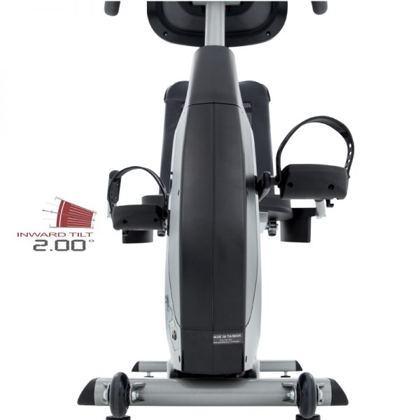 Spirit XBR25 Recumbent Bike Pedals at Fitness Gallery