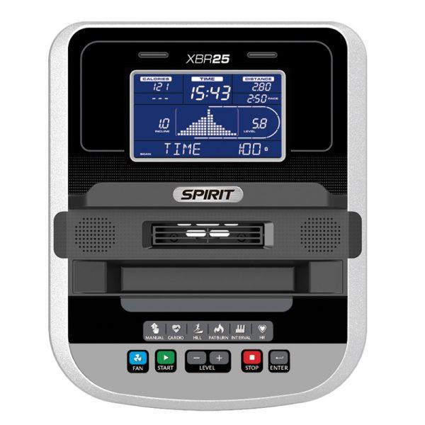Spirit XBR25 Bike Console