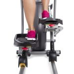 Spirit XE295 Elliptical Q Factor at Fitness Gallery