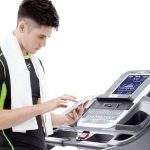 Spirit Fitness XT485 Treadmill at Fitness Gallery