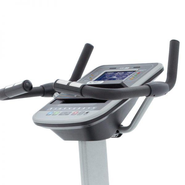 Spirit XBU 55 Upright Bike at Fitness Gallery