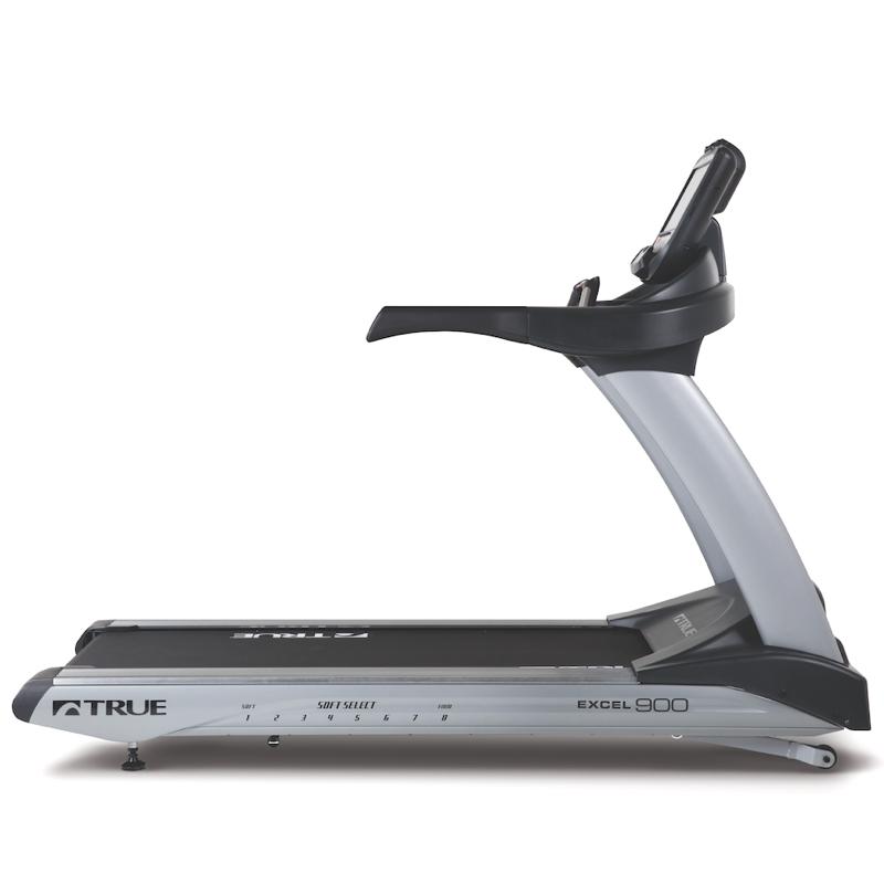 TRUE Fitness Excel 900 Treadmill At Gallery