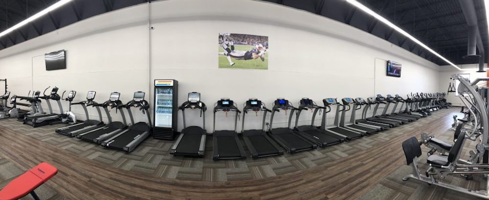 Fitness Gallery Treadmill Lineup