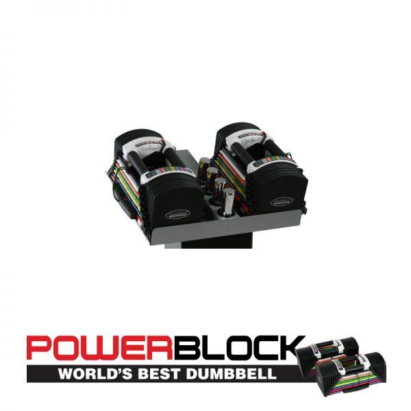PowerBlock U70 Stage 1 at Fitness Gallery