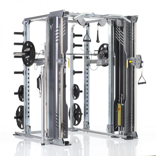 TuffStuff XPT with Dual Functional Trainers at Fitness Gallery