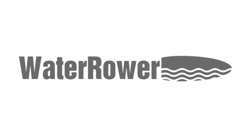 WaterRower rowing machines at Fitness Gallery