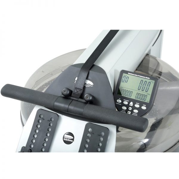 WaterRower M1 HiRise Tank at Fitness Gallery