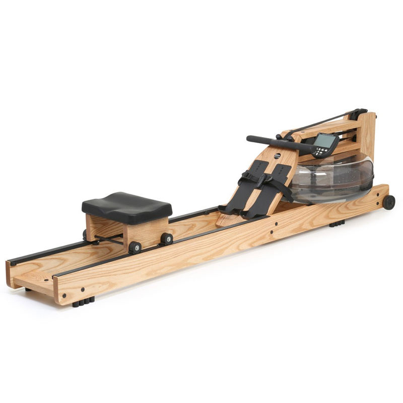 WaterRower Natural Rowing Machine In Ash Wood With S4