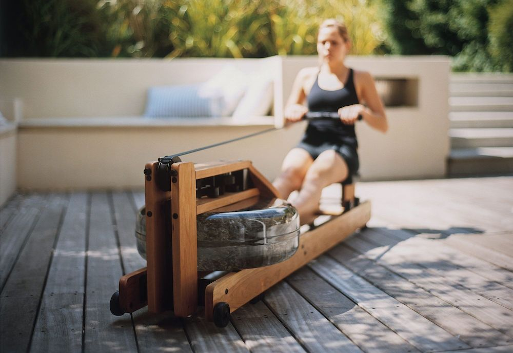 Why Waterrower is so popular by Fitness Gallery