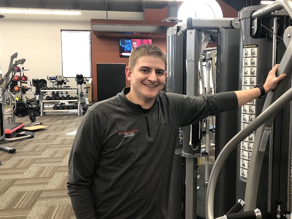 Zach Salum - Service Manager at Fitness Gallery