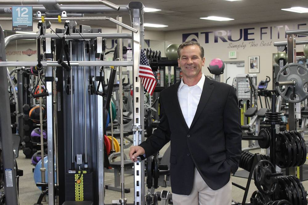 Donnie Salum - Fitness Gallery Founder and President