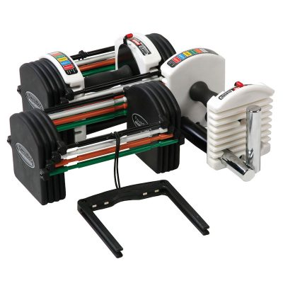 PowerBlock U33 Stage 2 Dumbbell Set at Fitness Gallery