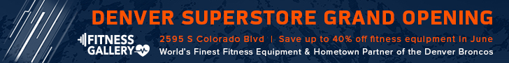 Fitness Gallery Grand Opening Event with Denver Broncos
