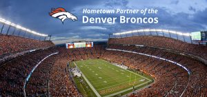 Fitness Gallery is a Hometown Partner of the Denver Broncos