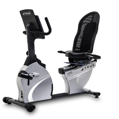 TRUE ES700 Recumbent Bike - Shop Fitness Gallery