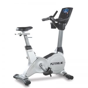 TRUE Fitness ES900 Upright Bike at Fitness Gallery