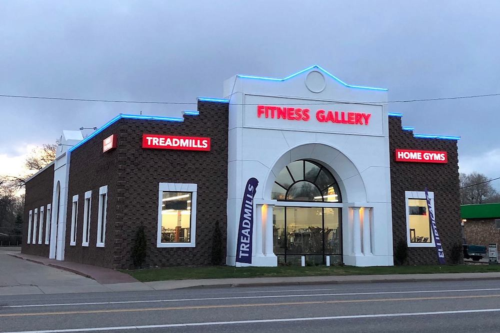 Fitness Gallery Exercise Equipment Store - South Colorado Blvd Denver, Colorado