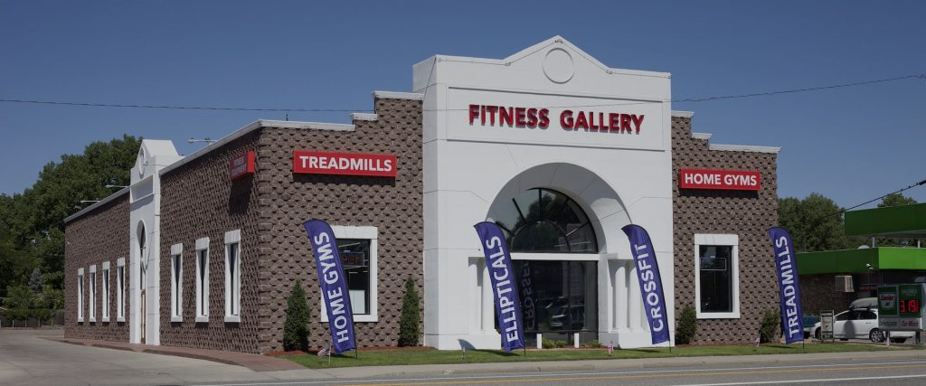Fitness Gallery Exercise Equipment Store - South Colorado Blvd. Denver, Colorado