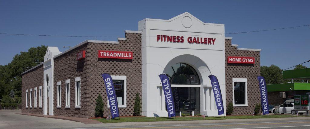 Fitness Gallery Exercise Equipment Store - South Colorado Blvd. Denver, Colorado