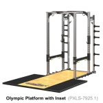 PRO-XL Power Rack with Olympic Platform