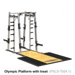 PRO-XL Dual Rack - Olympic Platform (PXLS-7924.1)