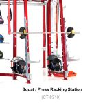 Squat Press Racking Station (CT-8310)