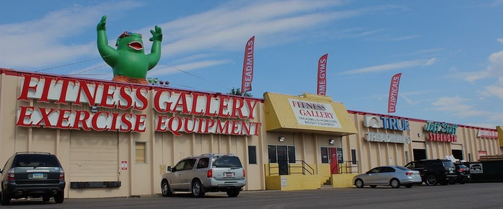 Fitness Gallery Exercise Equipment Store - North Denver Broadway