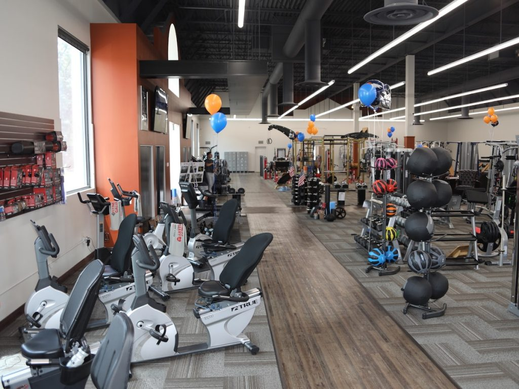 Fitness Gallery Exercise Equipment Store in Denver, Colorado