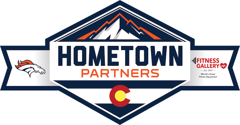 Fitness Gallery is the Denver Broncos Exercise Equipment Partner-min