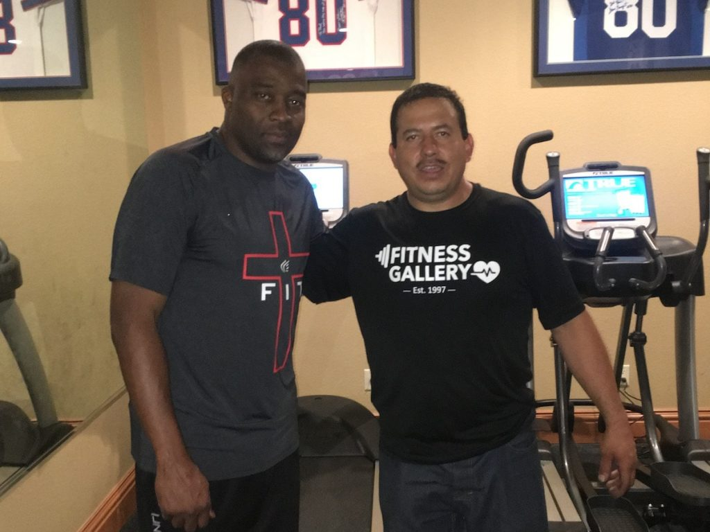 Rod Smith new TRUE Treadmill and Home Gym by Fitness Gallery
