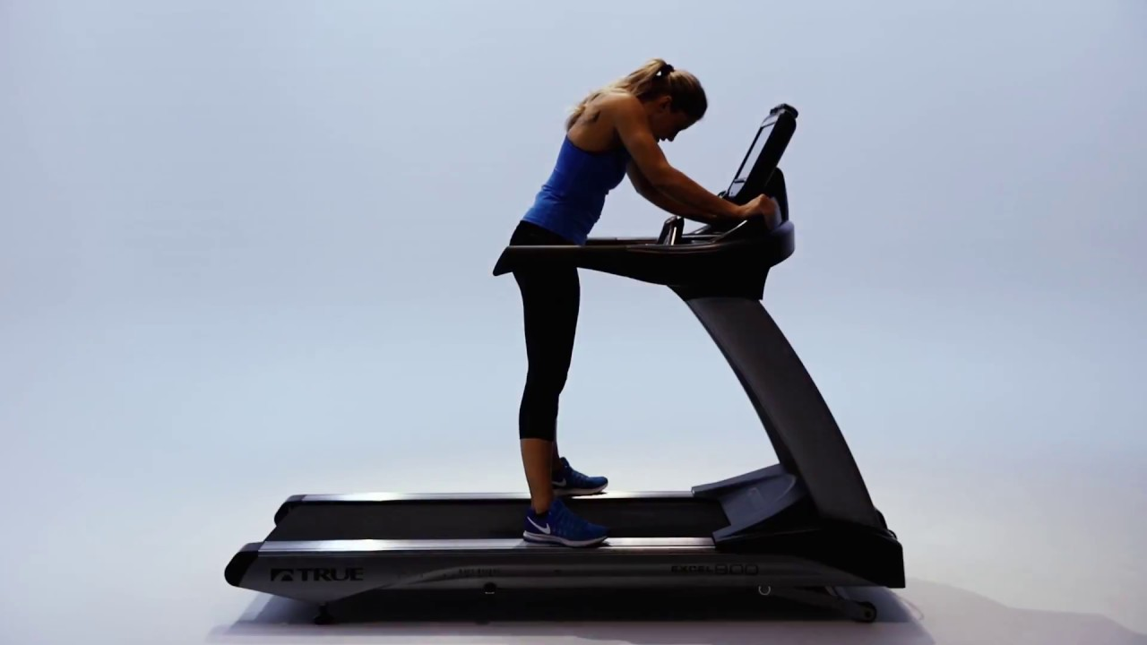 TRUE Fitness Excel 900 Treadmill at Fitness Gallery