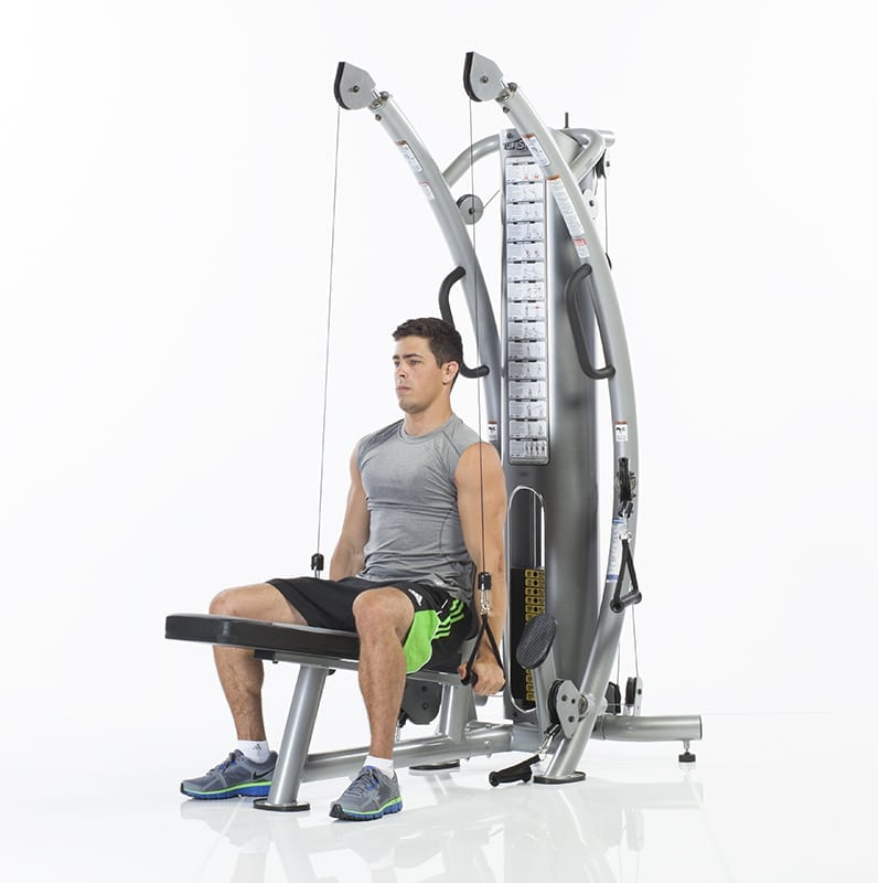 Tuffstuff Six Pak Functional Trainer Spt 7 Fitness Gallery