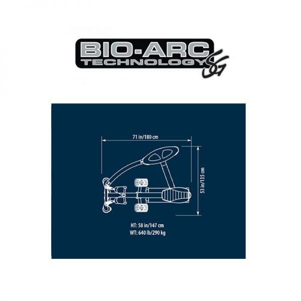 Bio-Arc Mid Row