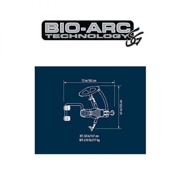 Bio-Arc Shoulder Press