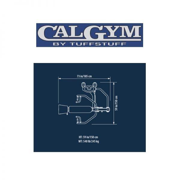 CalGym Multi-Press