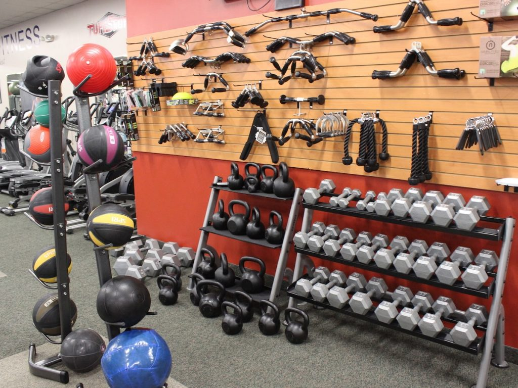 Fitness Accessories at Fitness Gallery in Denver