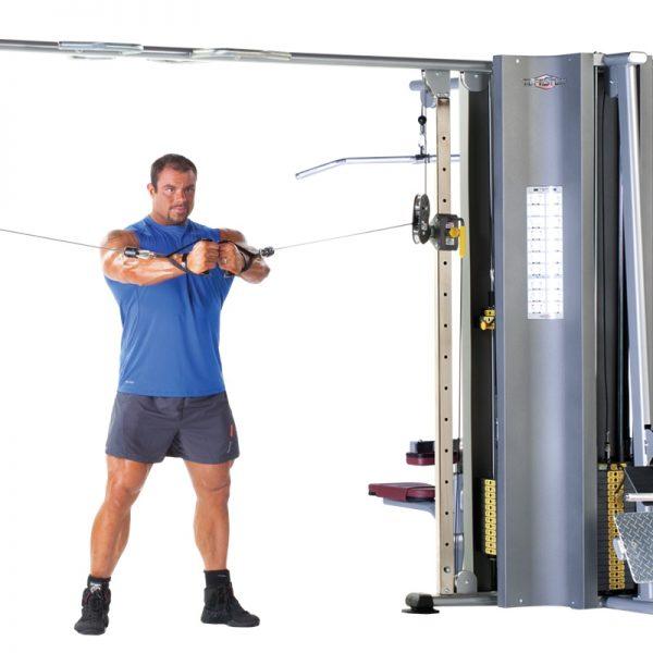 Proformance Plus 9-Station Jungle Gym (PPMS-9000)